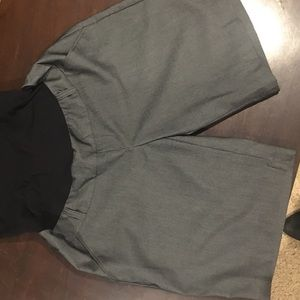 Motherhood maternity dress shorts